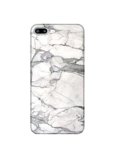 People's Cover iPhone 8 Plus Baskılı Telefon Kılıfı Renkli